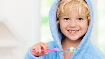 Mysteriöse Kreidezähne bei Kindern – was Eltern tun können